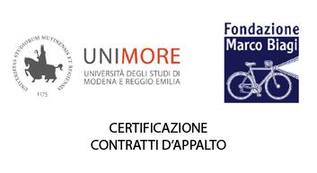 NT service azienda logistica a Piacenza certificata per i contratti d'appalto - certificazione UNIMORE e Fondazione Marco Biagi
