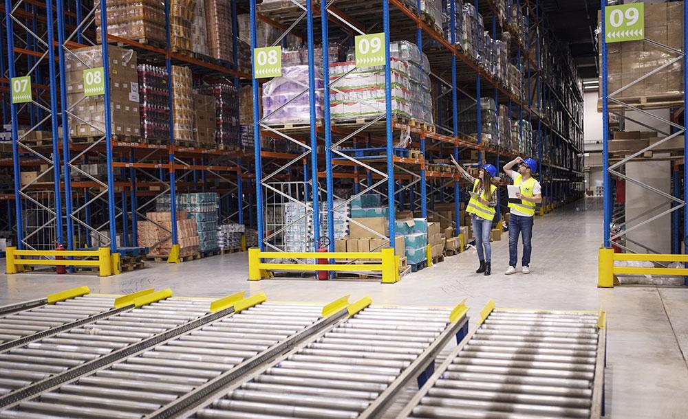 Magazzino Conto terzi - servizi di logistica a Piacenza NT Service