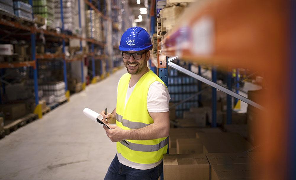Servizio di magazzino conto terzi a Piacenza - NT Service azienda logistica